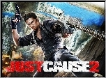 Just Cause 2, Ok�adka, Gry