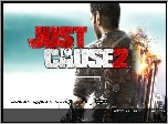 plecy, ogie�, Just Cause 2
